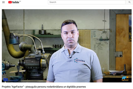 Success story – Metalworking company in LATVIA